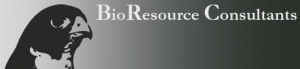 BRC bio resource black logo