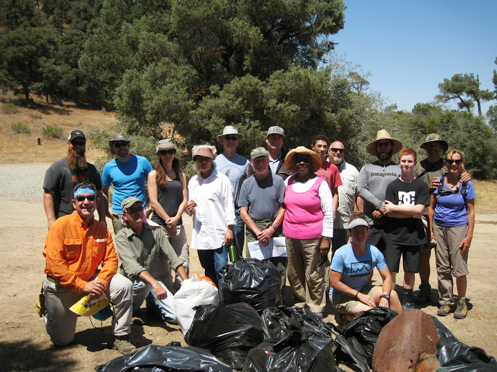 Valle Vista Clean-up Crew, 7/27/2013