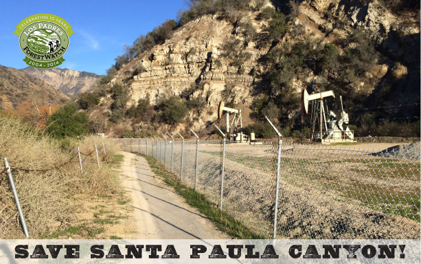 Save Santa Paula Canyon
