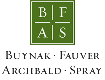 buynak-fauver-archbald-spray-llp-logo square-ish