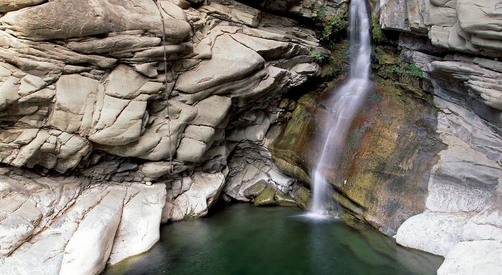 One of many swimming holes in Santa Paula Canyon. Image courtesy Tim Hauf.