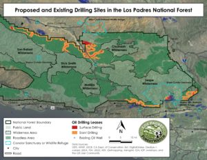 drilling-in-the-los-padres-national-forest
