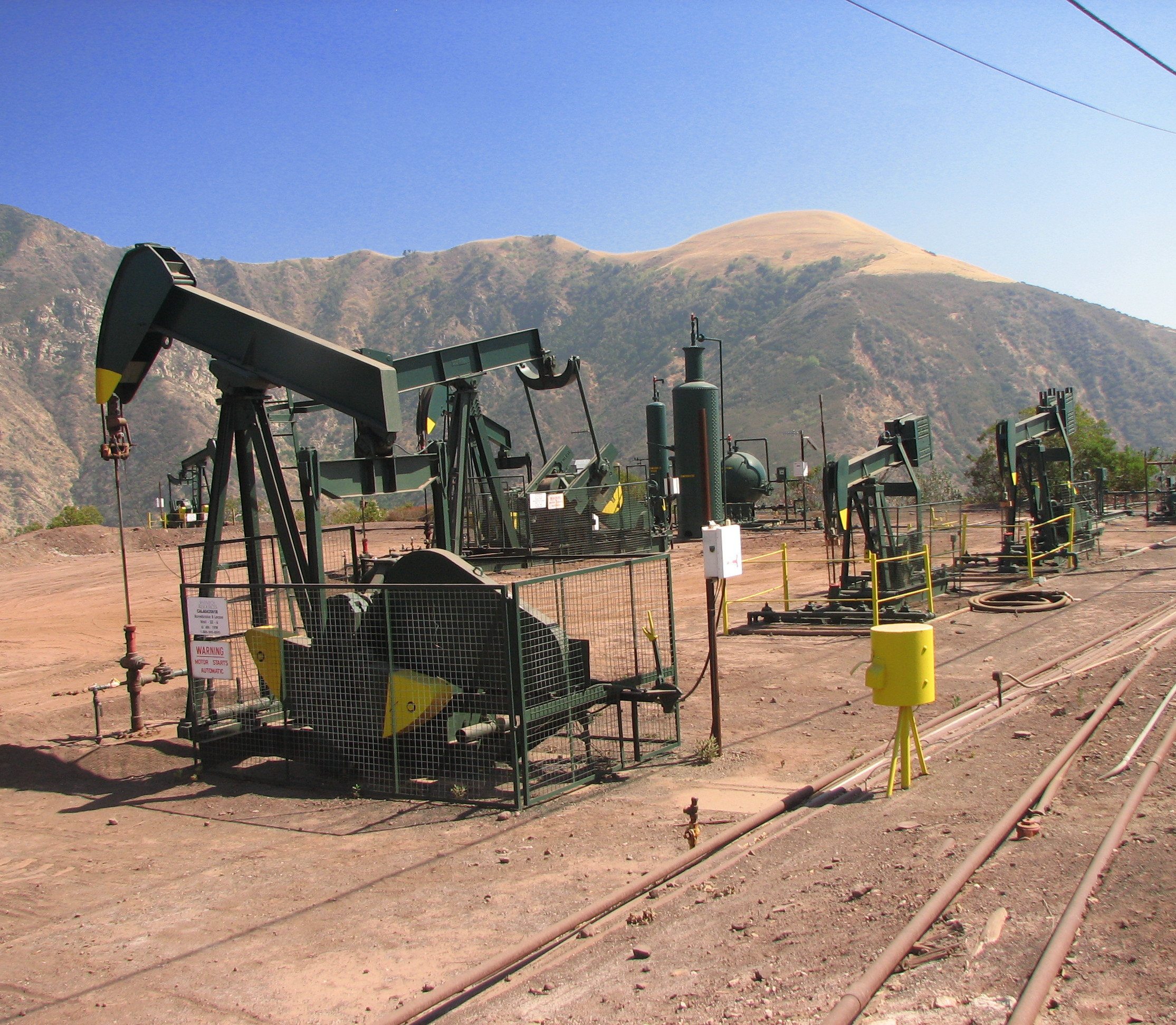 Oil Drilling | Los Padres ForestWatch